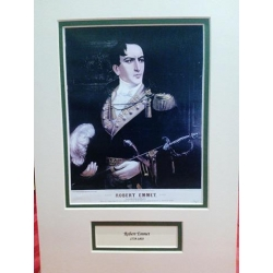 Robert Emmet Mounted Pi..