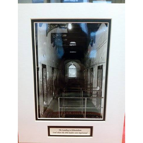 Kilmainham Goal Mounted Picture 10x8