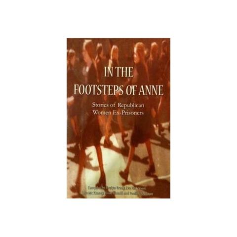 In The Footsteps Of Anne By Evelyn Brady