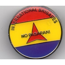 No Pasaran Badge