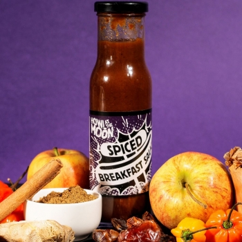 Spiced Breakfast Sauce