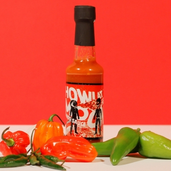 Original Recipe Howl at the Moon Hot Sauce