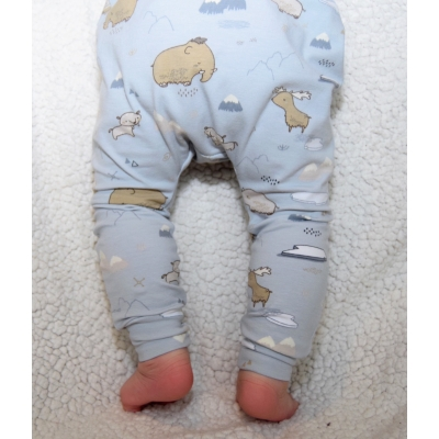 Ice Age Leggings 0-3m