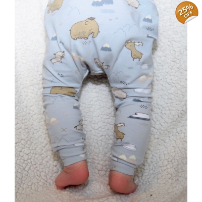 3-4y Ice Age Leggings