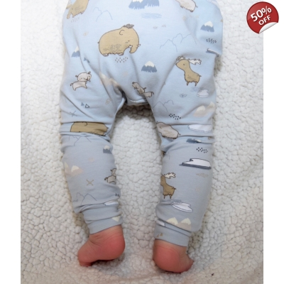 0-3m Ice Age Leggings
