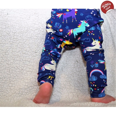 3-4y Unicorn Leggings