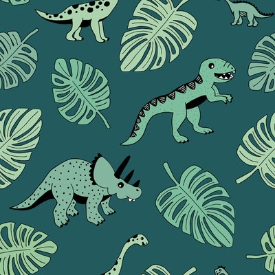 PREORDERS Dino Leggings 4-5y