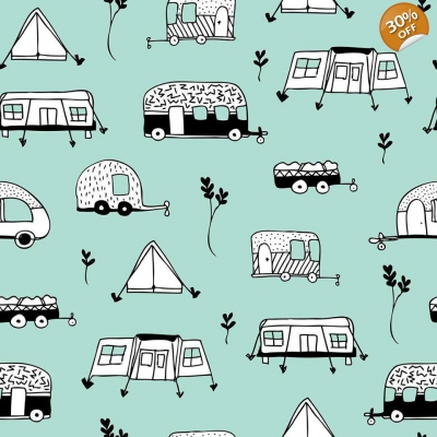 PREORDERS Happy Campers Dungys 4-5y