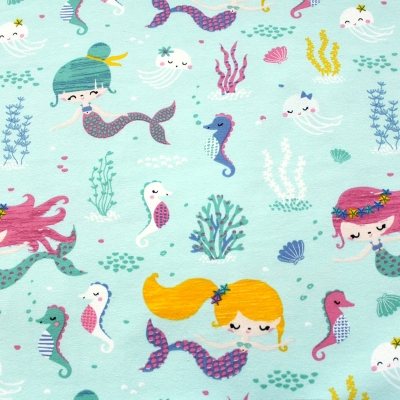 PREORDERS Mermaid & Friends Leggings 4-5y