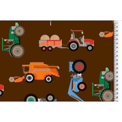 PREORDERS Tractor Leggings 18-24m