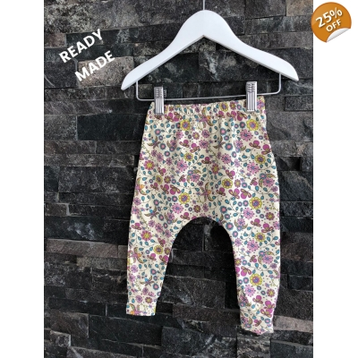4-5y Crazy Daisy Leggings