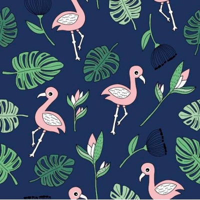 PREORDERS Flamingo Leggings 5-6y