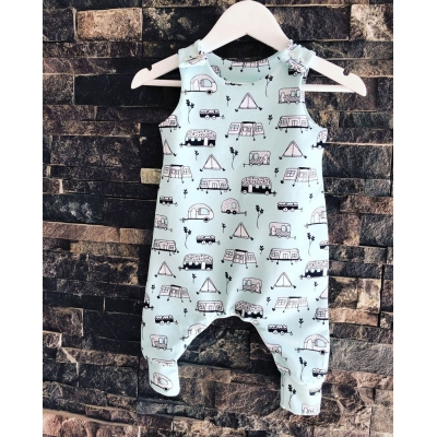 PREORDERS Happy Campers Dungys 18-24m