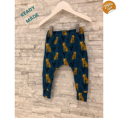 0-3m Cheetah Leggings