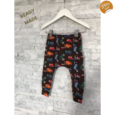 0-3m Tractor Leggings