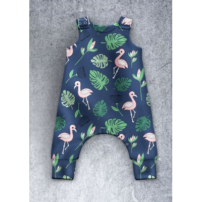 PREORDERS 18-24m Flamingo Dungys
