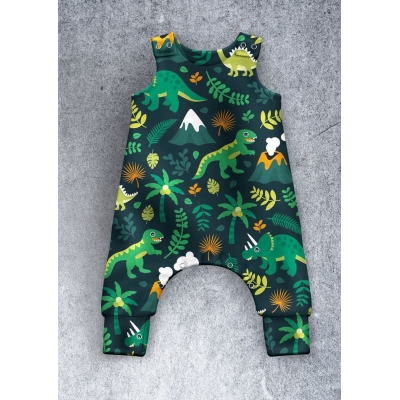 PREORDERS Dino & Volcano Dungys 3-6m