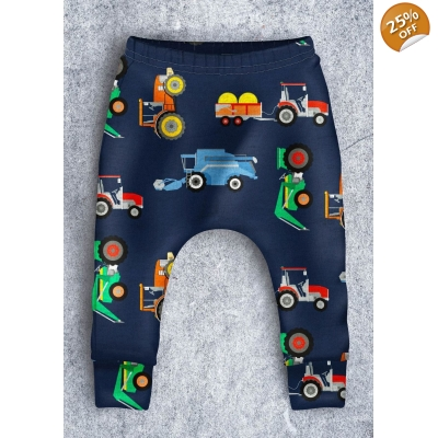 PREORDERS Newborn Topsy Turvy Leggings