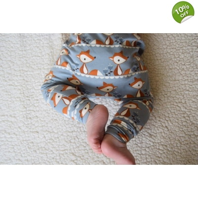 PREORDERS Foxy Leggings 18-24m