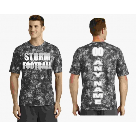 Mens Storm sublimated performance tee