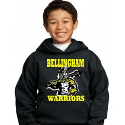 Warriors Youth Heavy Bl..