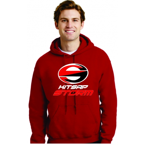 Kitsap Storm Heavy Blend™ Hooded Sweatshirt