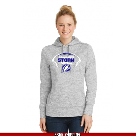 Storm Football Women's Performance Hoodie