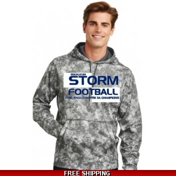 Storm Football Championship Performance Hoodie