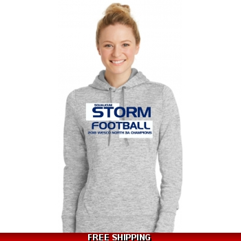 Storm Football Women's Championship Performance Hoodie