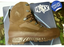 Haix Male Desert Combat High Liability Boot 9M