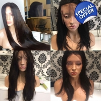 Glueless FULL LACE LISSE