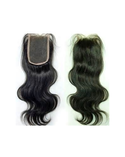 Virgin Indian Natural Straight Closure