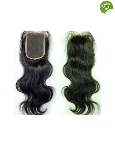 Indian Remy Natural Straight Closure