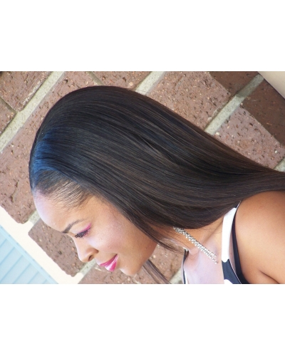 Virgin Indian Natural Straight