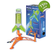 Deluxe Single Water Rocket Starter Set