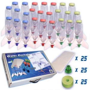 25 Piece Water Rocket Class Pack