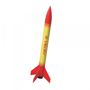Astra III Model Rocket Quick Kit