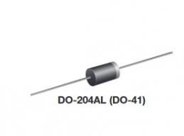 1Amp 200V Fast Recovery Diode