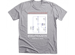 Wheatstone Bridge and Push-pull amplifier shirt
