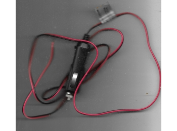 Car Power cord with fuse