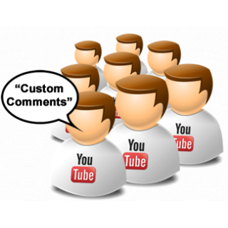 Buy YouTube Custom Comm..