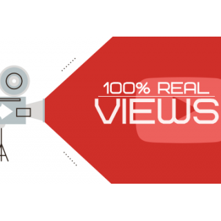 Buy 100% Real YouTube V..