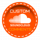 Buy Soundcloud Custom Comments