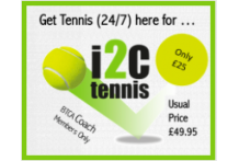 Add TENNIS 24/7 from Inspire2Coach