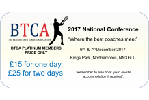 2017 BTCA National Conference Platinum Members