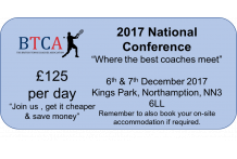 2017 BTCA National Conference Non Members
