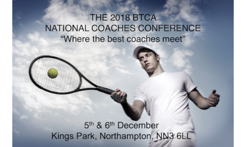 BTCA MEMBERS 2018 BTCA National Conference DAY ONE ONLY