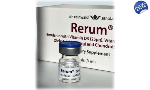 Rerum 3ml Dr Reinwald - Out of Stock