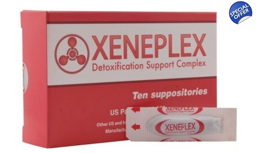 Remedylink Xeneplex Suppositories 10 Count