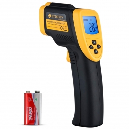 Infrared Thermometer Laser